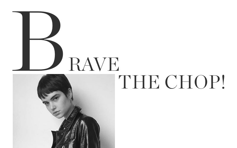 B IS FOR: BRAVE