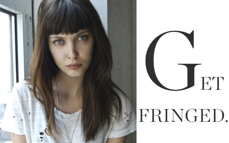 G IS FOR: GET FRINGED