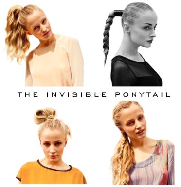 invisible ponytail