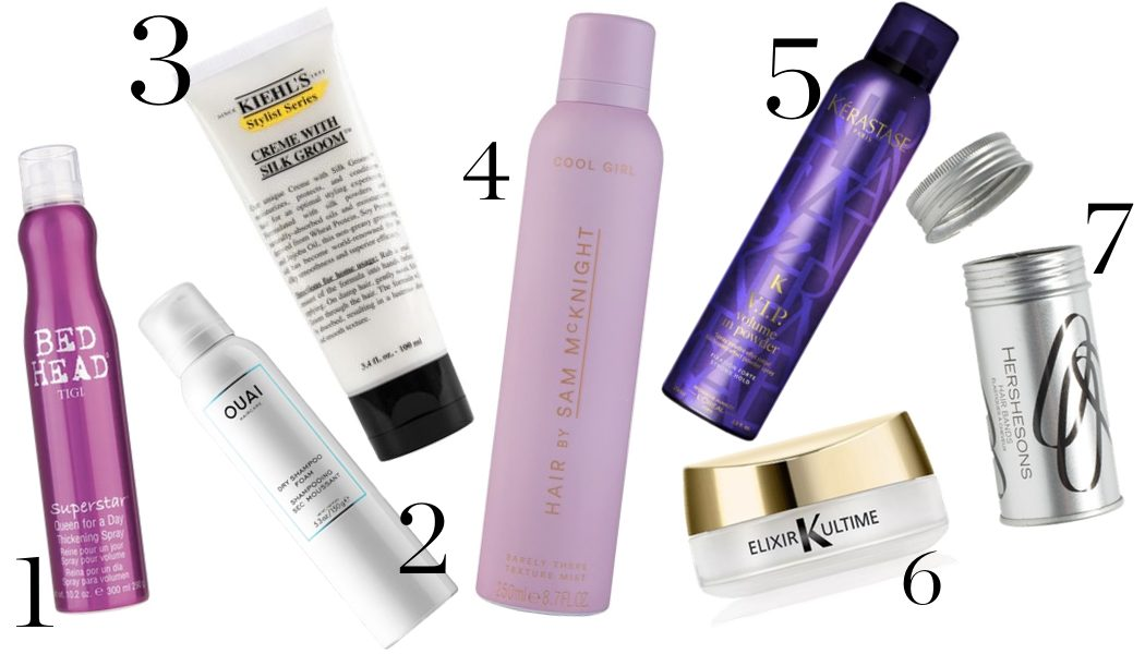 Hershesons Holy Grail Products