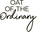 Oat of the Ordinary Organic Vegan gluten-free Superfood Overnight Oats Instant Oats
