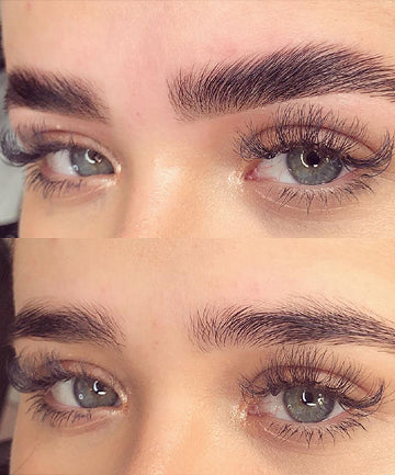 Fluffy brow kit
