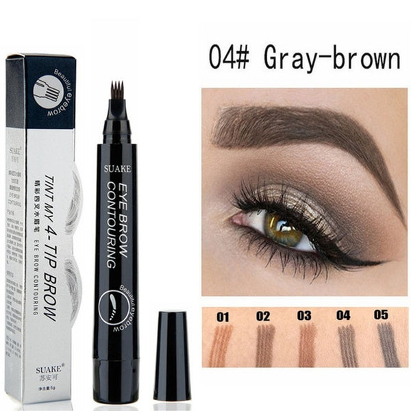 Microblading Eyebrow Tattoo Pen Long-lasting
