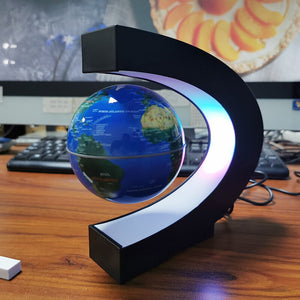 Magnetic Levitating Globe - COOLCrown Store