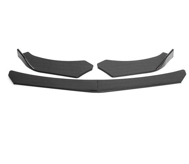 3Pcs Front Bumper Lip Cover Trims For Honda Accord 2018 2019 - COOLCrown Store