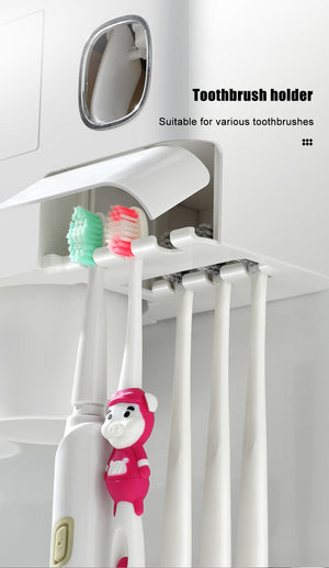 Automatic Toothpaste Dispenser - COOLCrown Store