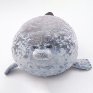 Fluffy Seal Pillow - COOLCrown Store