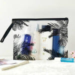 Clear Cosmetic Bags PVC Toiletry Bags - COOLCrown Store