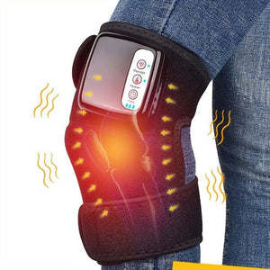 Protable Cordless & Rechargeable Knee Wrap Massager - COOLCrown Store