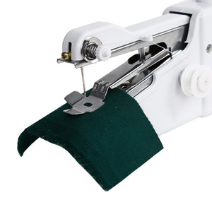 So-Stitch™ Mini Portable Handheld sewing machines Stitch Sew needlework Cordless Clothes Fabrics - COOLCrown Store