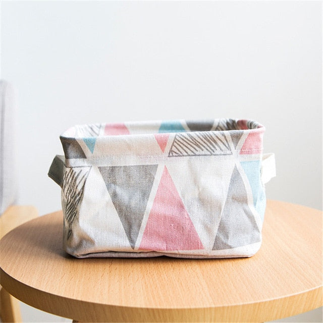 Jewelry Scarf Socks Storage Basket Bags - COOLCrown Store