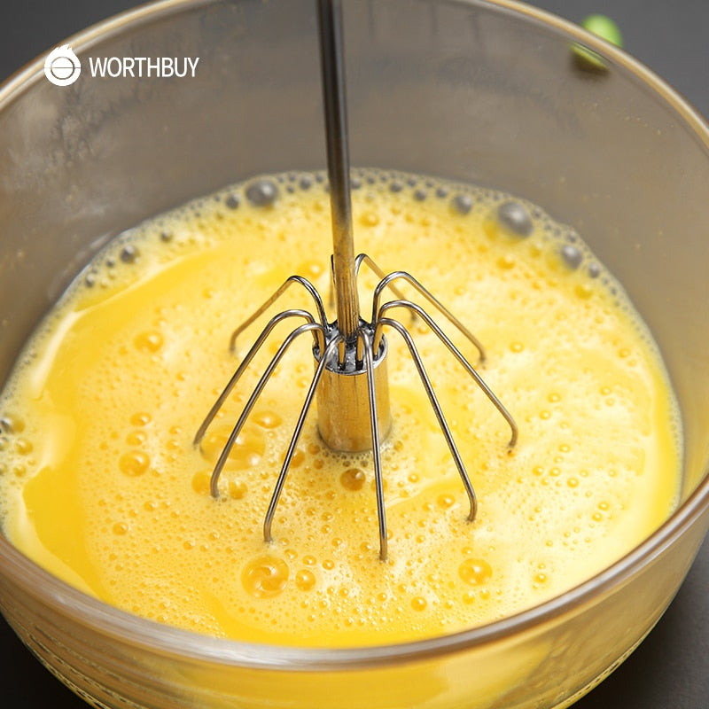 Automatic Egg Beater Easy Whisk - COOLCrown Store