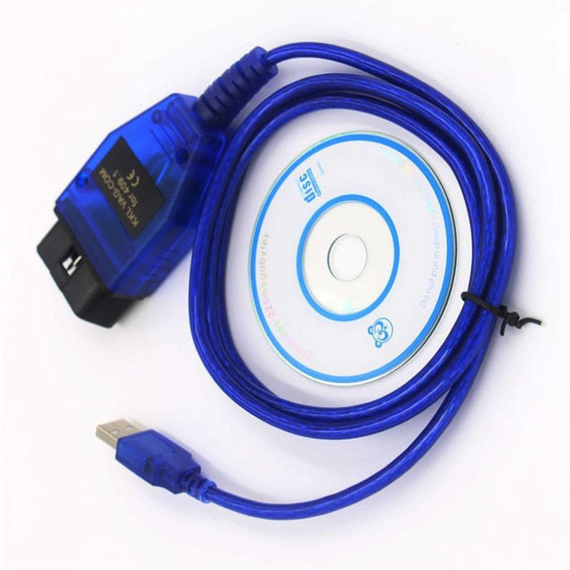 OBD2 USB Diagnostic Cable Scanner Interface - COOLCrown Store