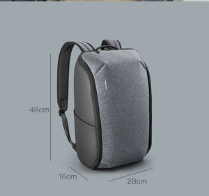Kingsons Multifunction Men Travel Backpack With USB Charging Port - COOLCrown Store