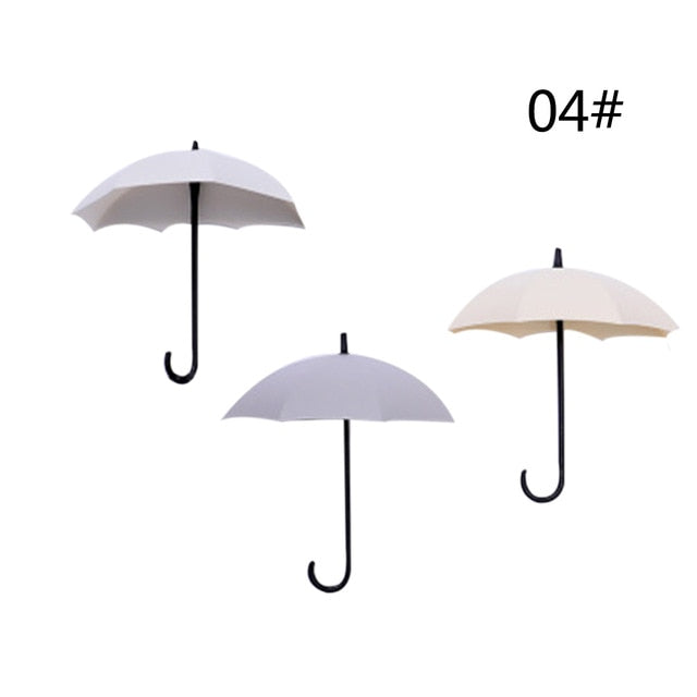 3 pcs Home Decor Wall Hook Key Hair Pin Holder - COOLCrown Store