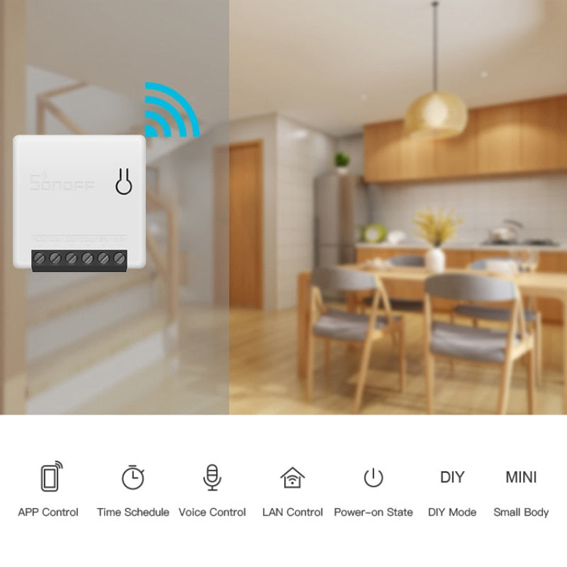 Ewelink Remote Control and Wifi Switch Support - COOLCrown Store
