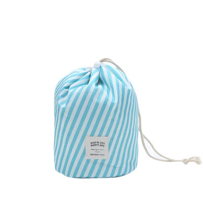 Women Lazy Drawstring Cosmetic Bag - COOLCrown Store