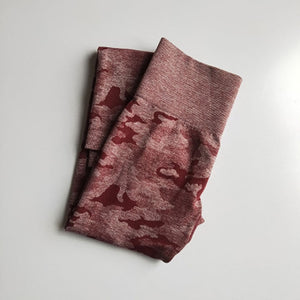 Camo Seamless Leggings - COOLCrown Store