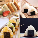 2pcs Sushi Mold Onigiri Rice Ball Food Press - COOLCrown Store