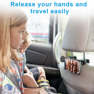 360° Magnetic Car Back Seat Phone Holder - COOLCrown Store