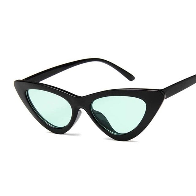 Vintage Retro Cat Eye Sun Glasses - COOLCrown Store