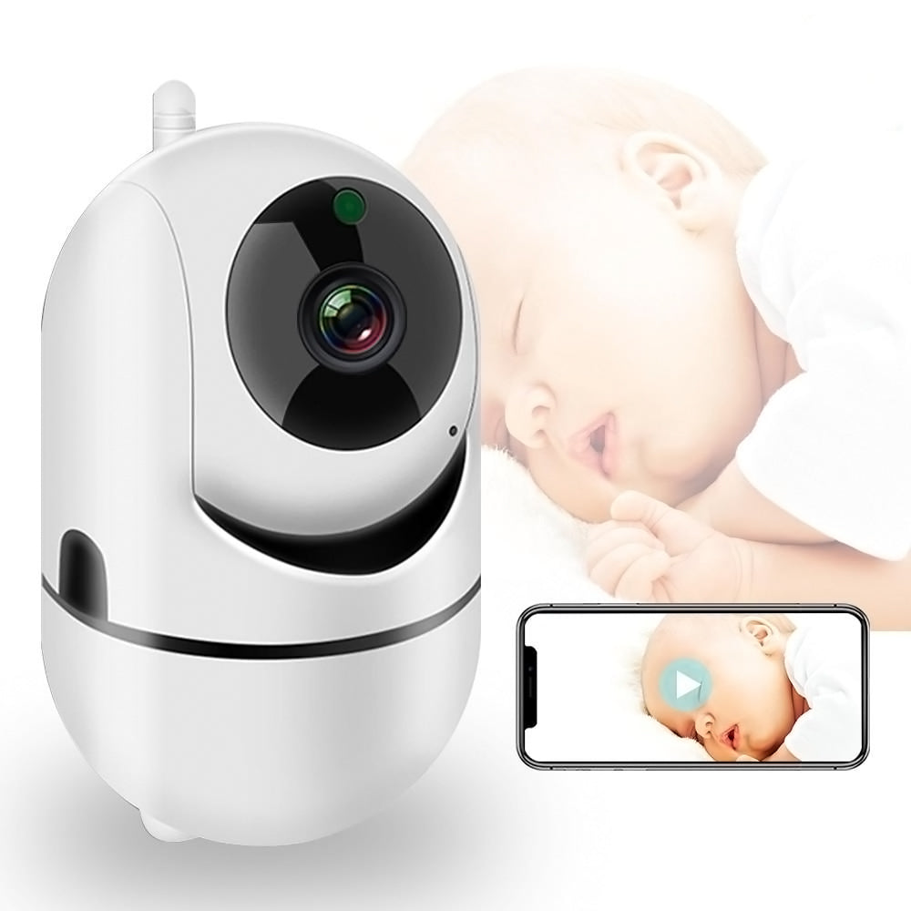 WiFi Baby Monitor With Camera 1080P HD - COOLCrown Store
