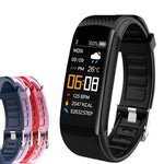 Blood Pressure Monitor Fitness Tracker Wrist Smart Watch - COOLCrown Store