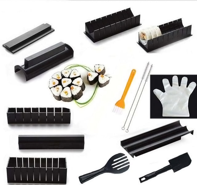 Sushi Maker - 8 shapes Tool Set - COOLCrown Store