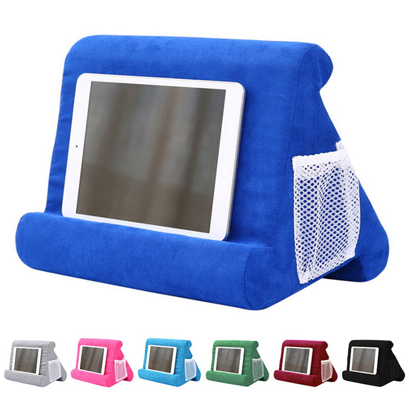 Multi-Angle Soft Pillow Lap Stand for iPad Tablets - COOLCrown Store