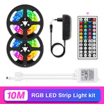 RGB LED Light Strip With Remote Full Kit - COOLCrown Store