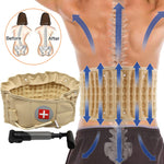 Decompression Back Belt Massager - COOLCrown Store