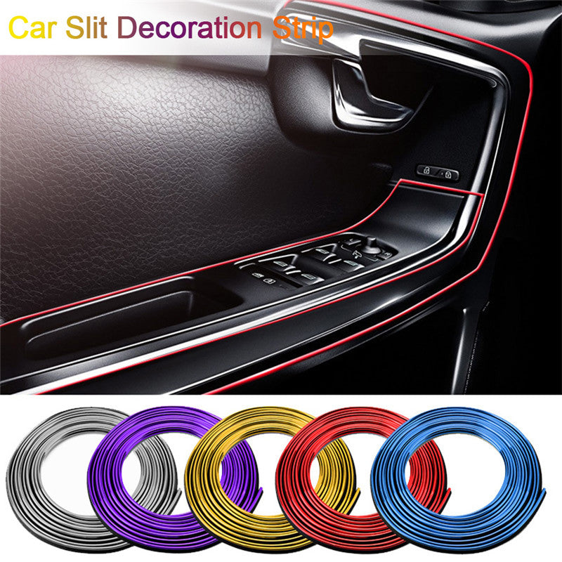 Car Style Interior Trim With Decorative Molding Fascia - COOLCrown Store