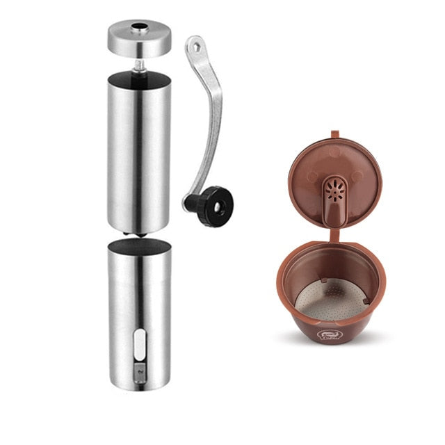 Gusto Refillable Reusable Coffee Dripper Tea Baskets - COOLCrown Store