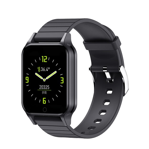 Temperature Customized Smart Watch - COOLCrown Store
