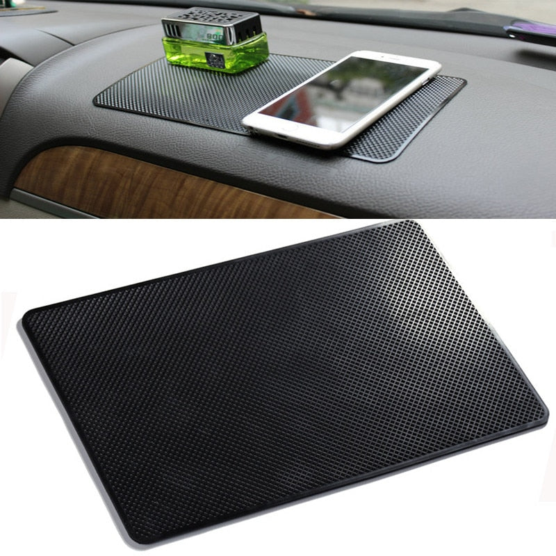 Car Dashboard Sticky Anti-Slip PVC Mat For Phone - COOLCrown Store