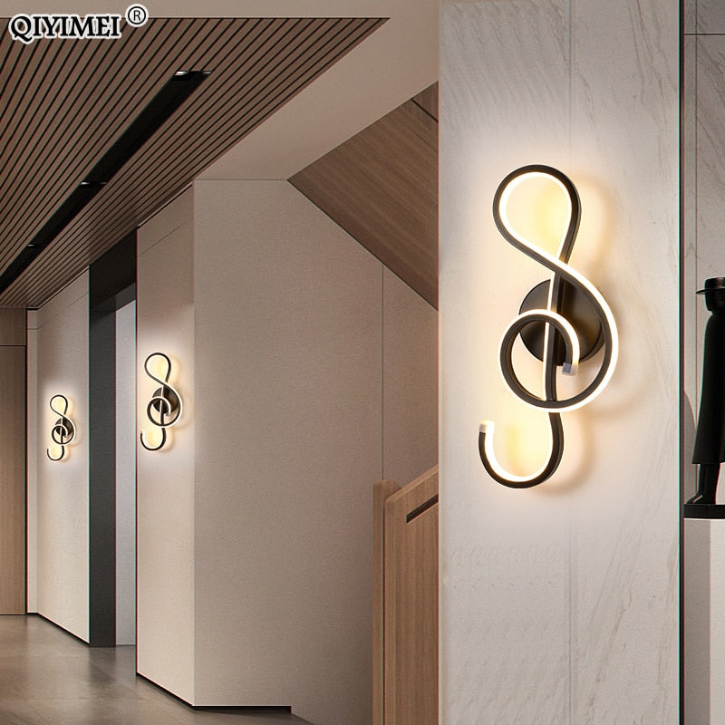 16W AC96V-260V LED Modern Minimalist Wall Lamps - COOLCrown Store