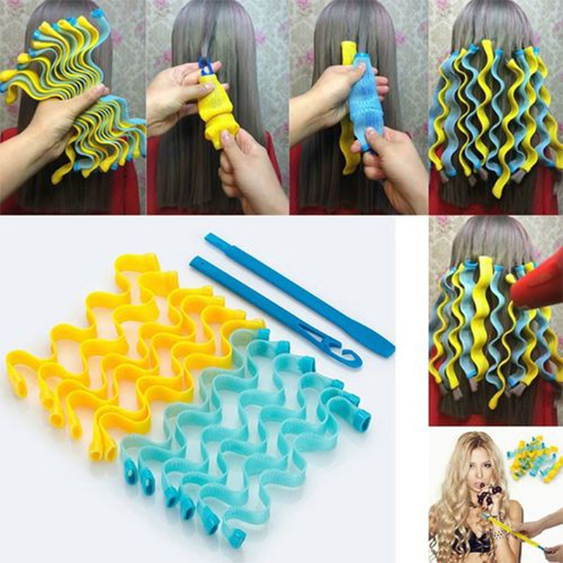 12PCS Hair Roller Sticks - COOLCrown Store