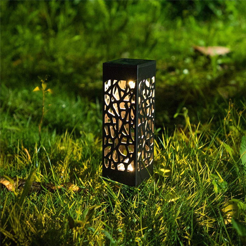 Moroccan Tower Solar Lanterns - Set of 2 - COOLCrown Store