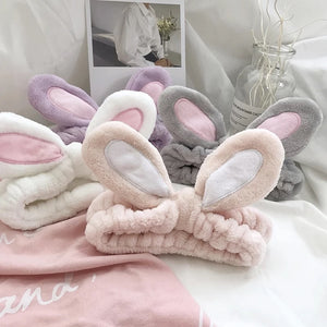 3Pcs Rabbit Ears Hairband - COOLCrown Store