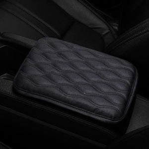 Leather Car Armrest for Tesla Model 3 Y 2017-2020 - COOLCrown Store