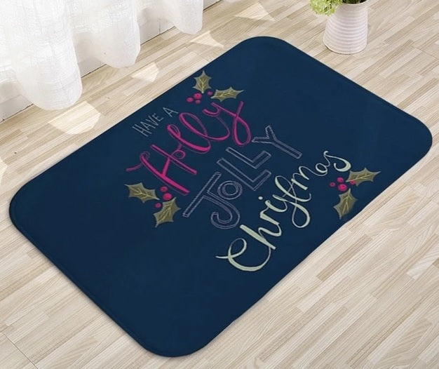 Christmas Anti-Slip Doormat - COOLCrown Store