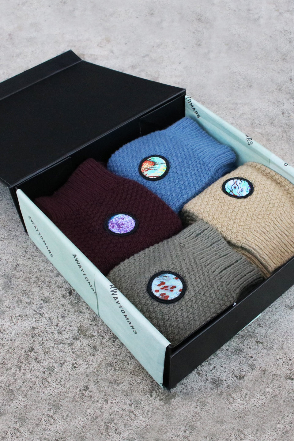 Cosmic Lucky Socks Box Set