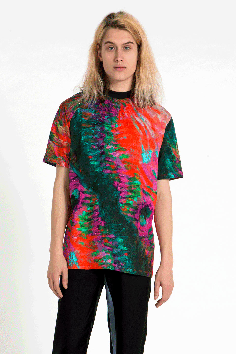 Slash T-Shirt Vango Print