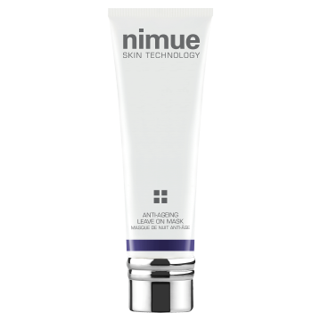 A nourishing overnight face mask treatment with a complex of actives that recharge and moisturise the skin. Reduces appearance of fine lines and plumps the skin.
