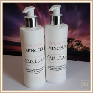Mooi Minceur is perfect home body slimming treatment for detoxing and cellulite control.