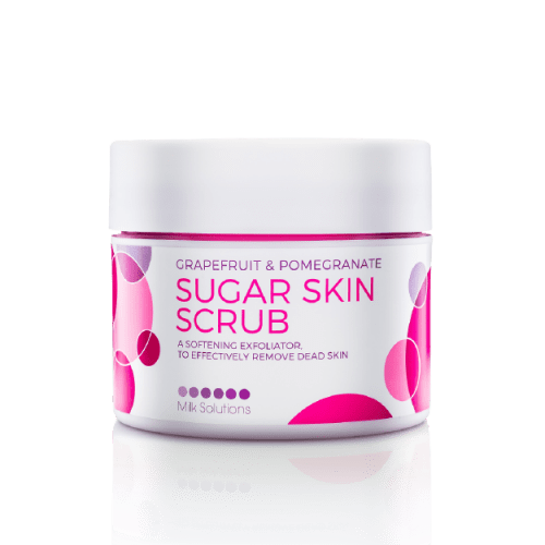 GRAPEFRUIT & POMEGRANATE SUGAR SKIN SCRUB - 320G