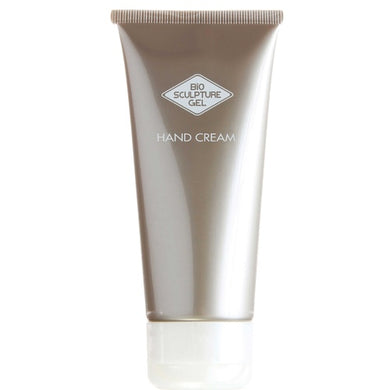 Bio Sculpture Hand Cream is a sophisticated moisturizing cream leaving hands soft and silky.