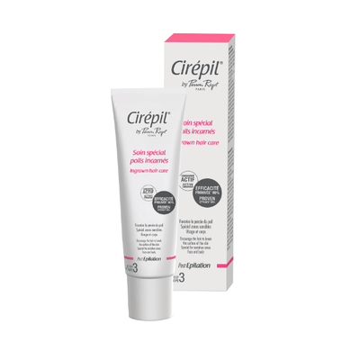 Cirépil Ingrown Hair Care Serum - This specially formulated Ingrown Hair Serum eliminates and prevents the formation of ingrown hairs.