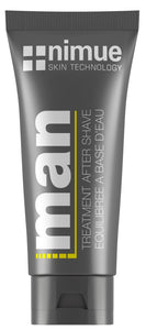 A lightweight, fast absorbing balm that cools, soothes, moisturises and revitalises the skin after shaving.