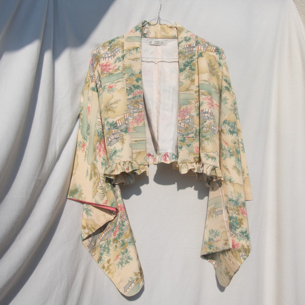 Cropped Jacket -Edo-
